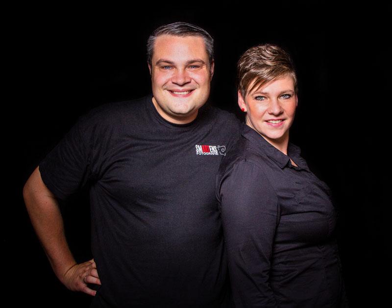 Sven und Michaela von Smartens Fotografie