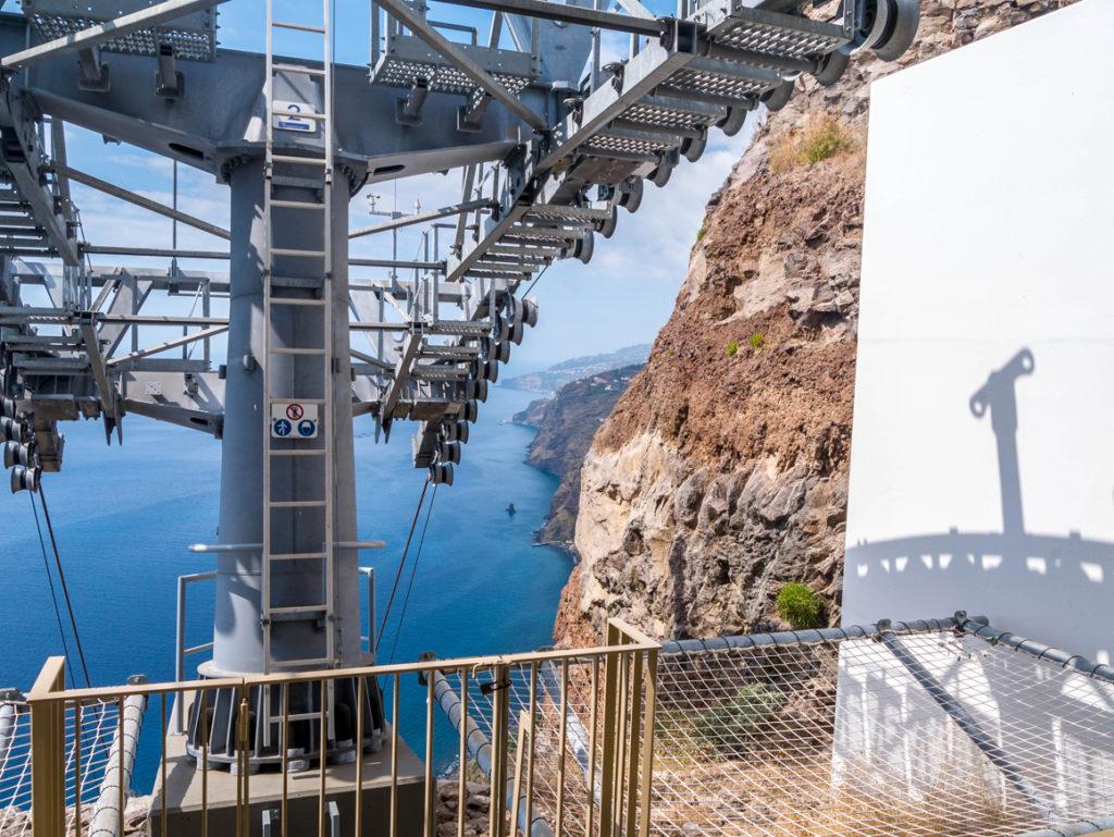 Madeira Urlaub: Seilbahn Fajã dos Padres