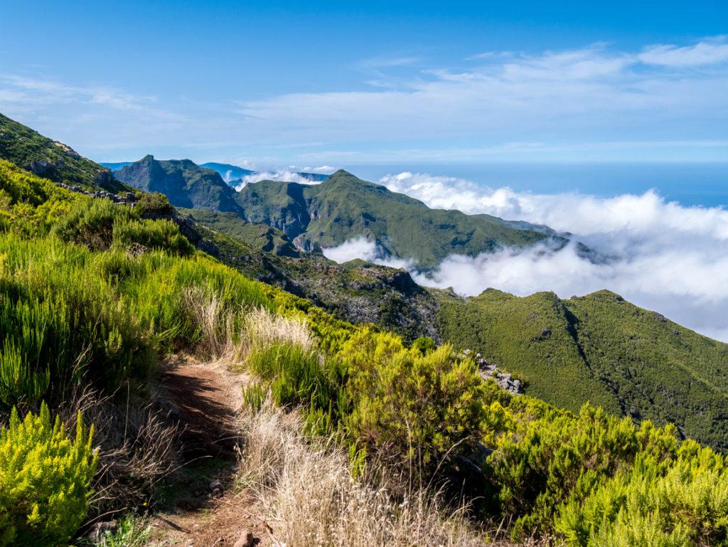 Madeira Urlaub: Über den Wolken am Pico Ruivo