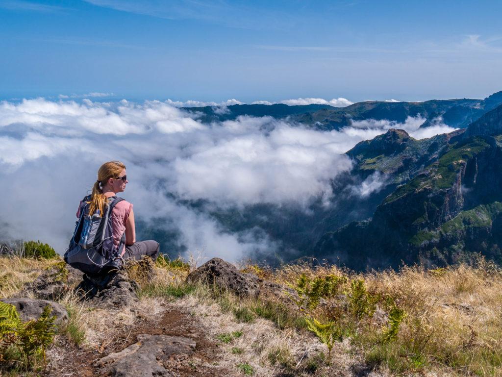 Madeira Urlaub: gigantische Aussichten