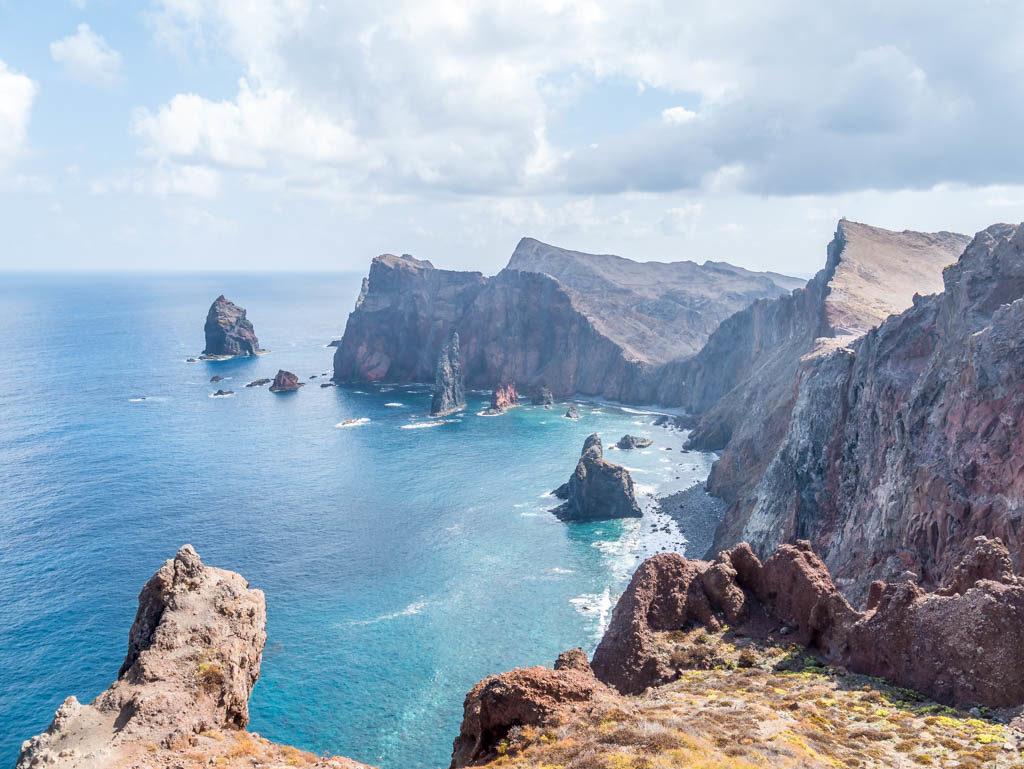 Madeira Urlaub: São Lourenço